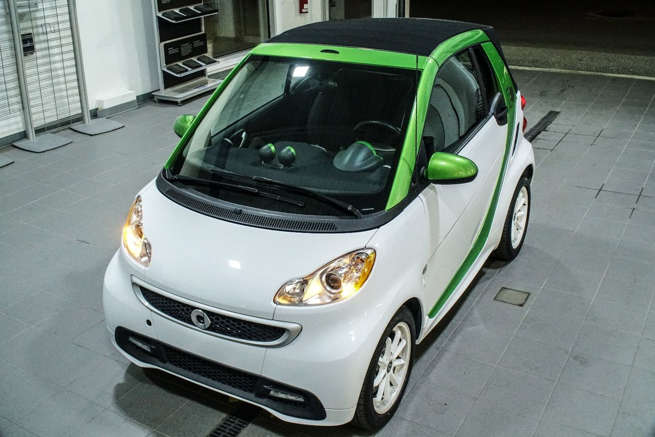 2014 Smart  Fortwo electric drive Passion CONVERTIBLE