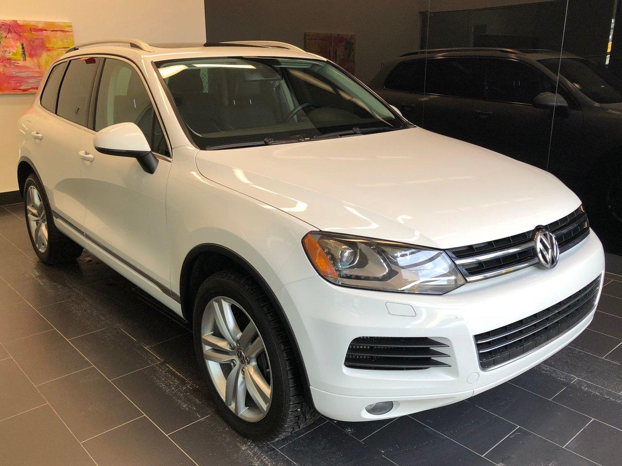 Volkswagen Touareg TDI+GPS+CUIR+AWD+TOIT PANO 2014