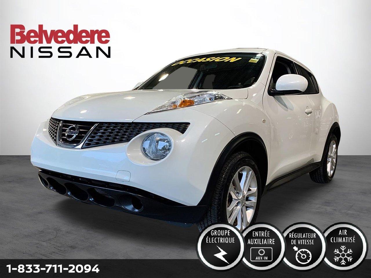 Nissan Juke 2014 SV AWD AUTOMATIQUE AIR CLIMATISÉ BLUETOOTH