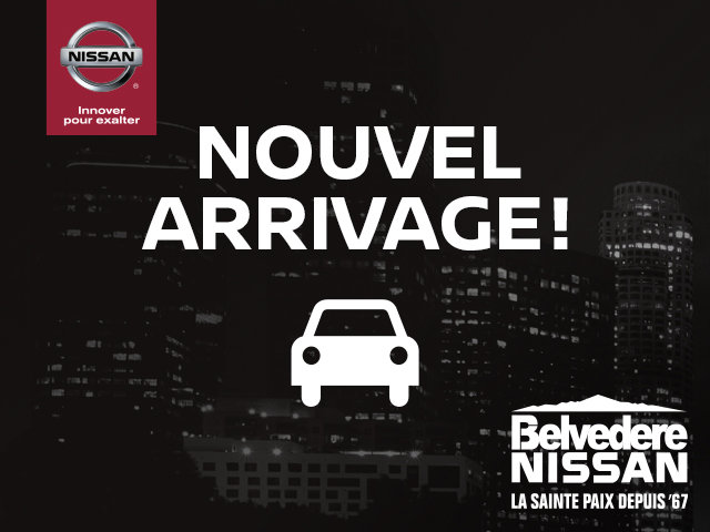 2018 Nissan  Versa Note SV AUTOMATIQUE CAMERA RECUL DEMO