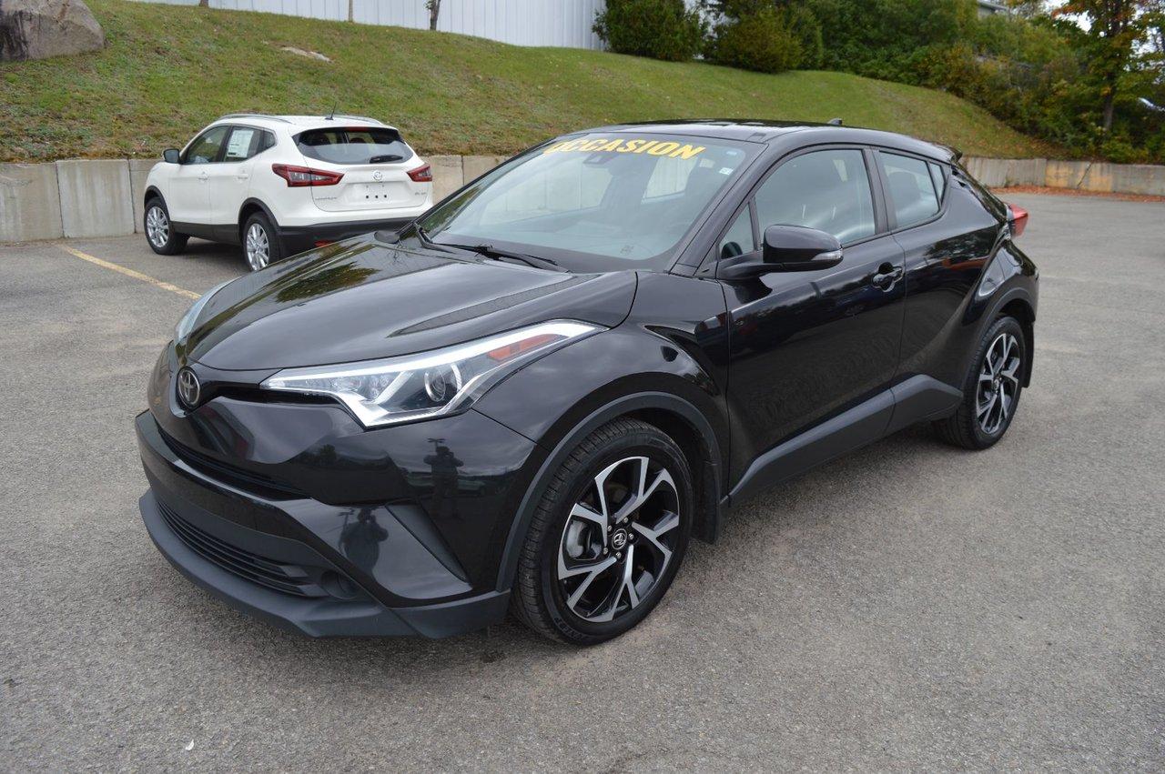 Toyota C-HR 2018 XLE CAMERA DE RECUL JANTES EN ALLIAGE