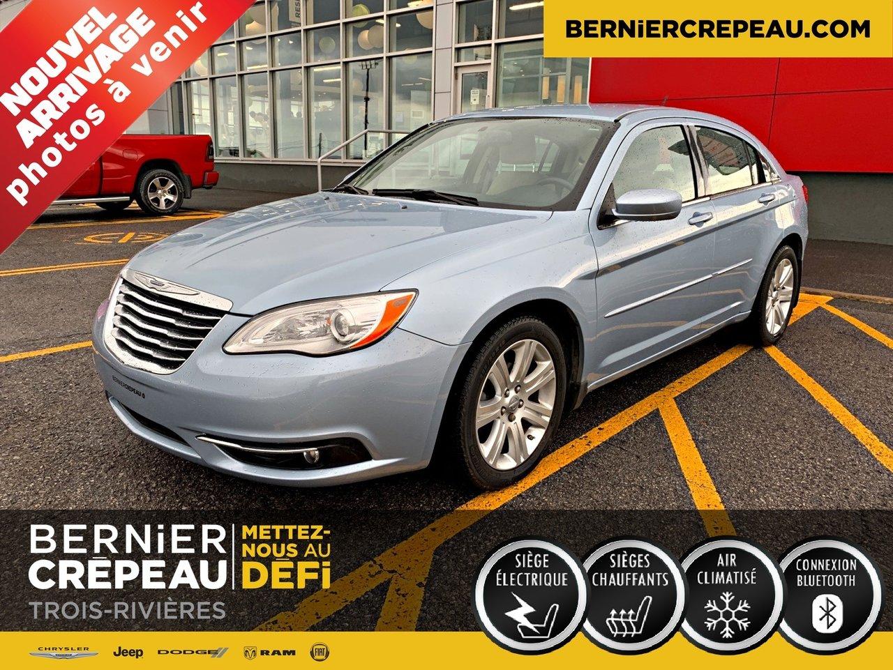 2013 Chrysler  200 TOURING A/C DÉMARREUR SIÈGES CHAUFANTS