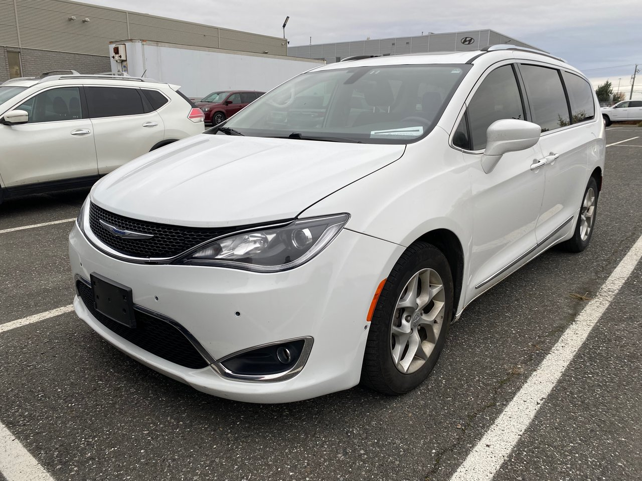Chrysler Pacifica 2018 Touring-L Plus