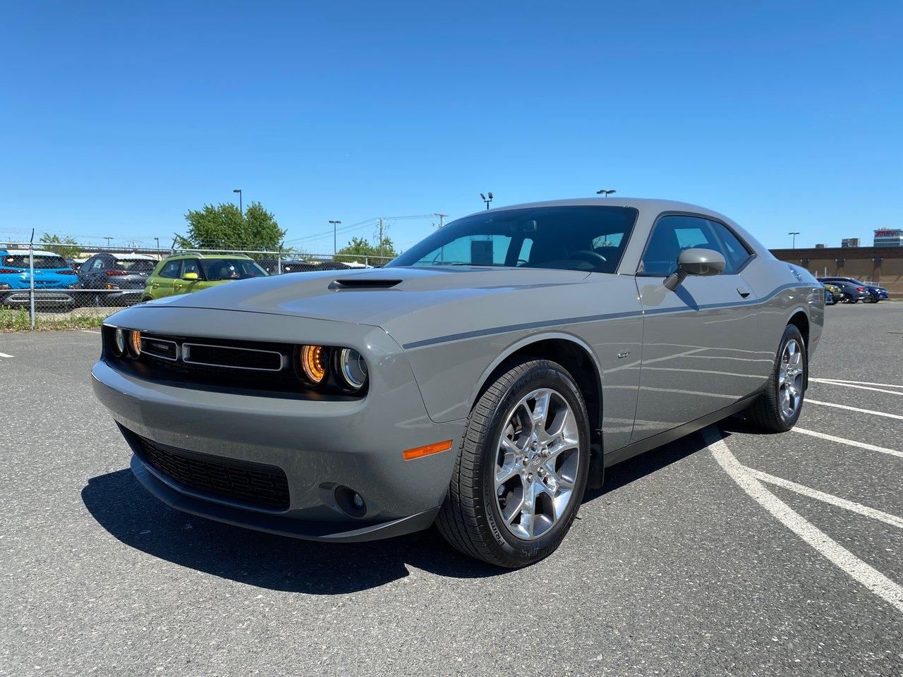 Dodge Challenger 2017 GT AWD