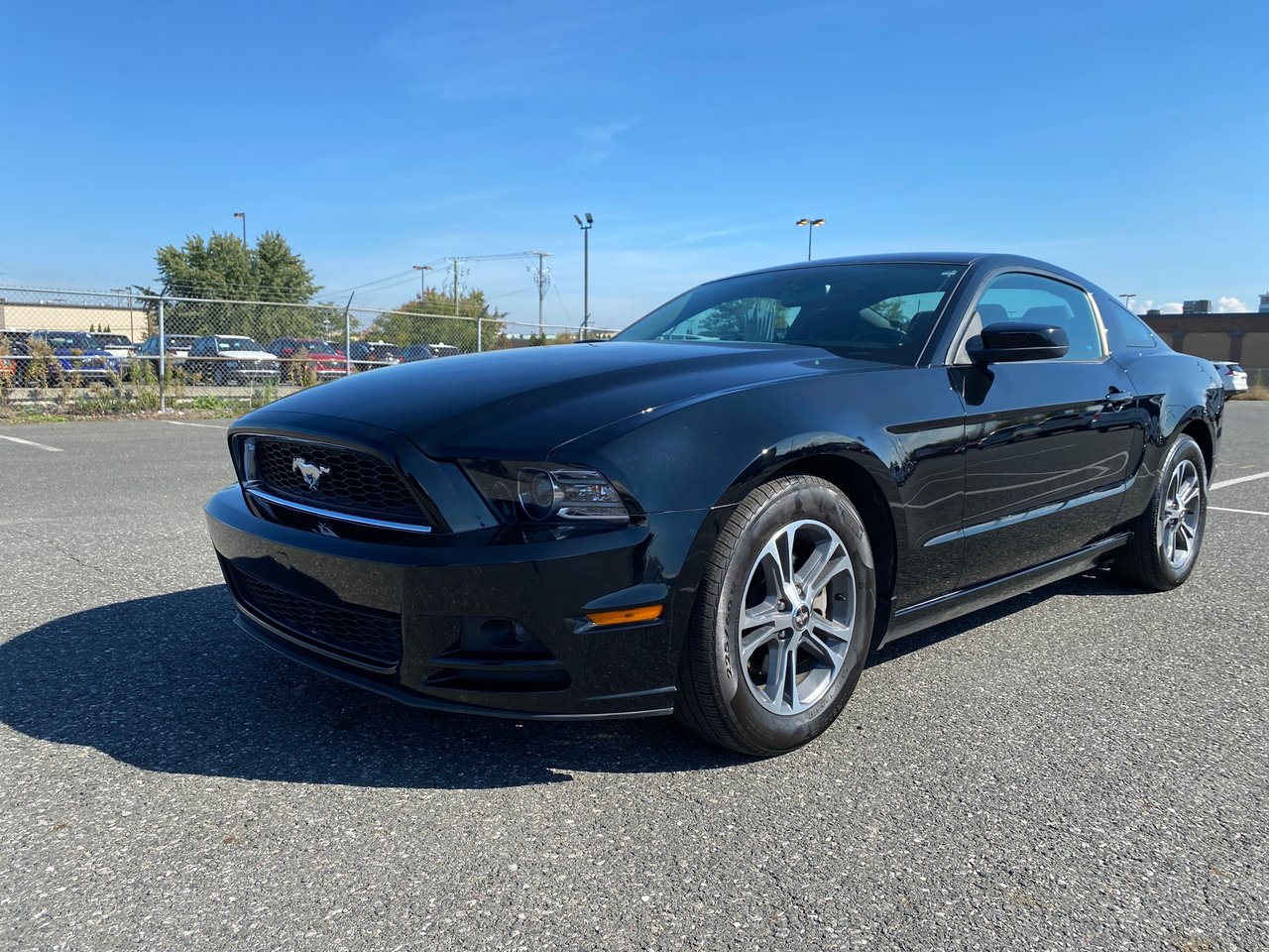 Ford Mustang 2014 Coupe MANUELLE