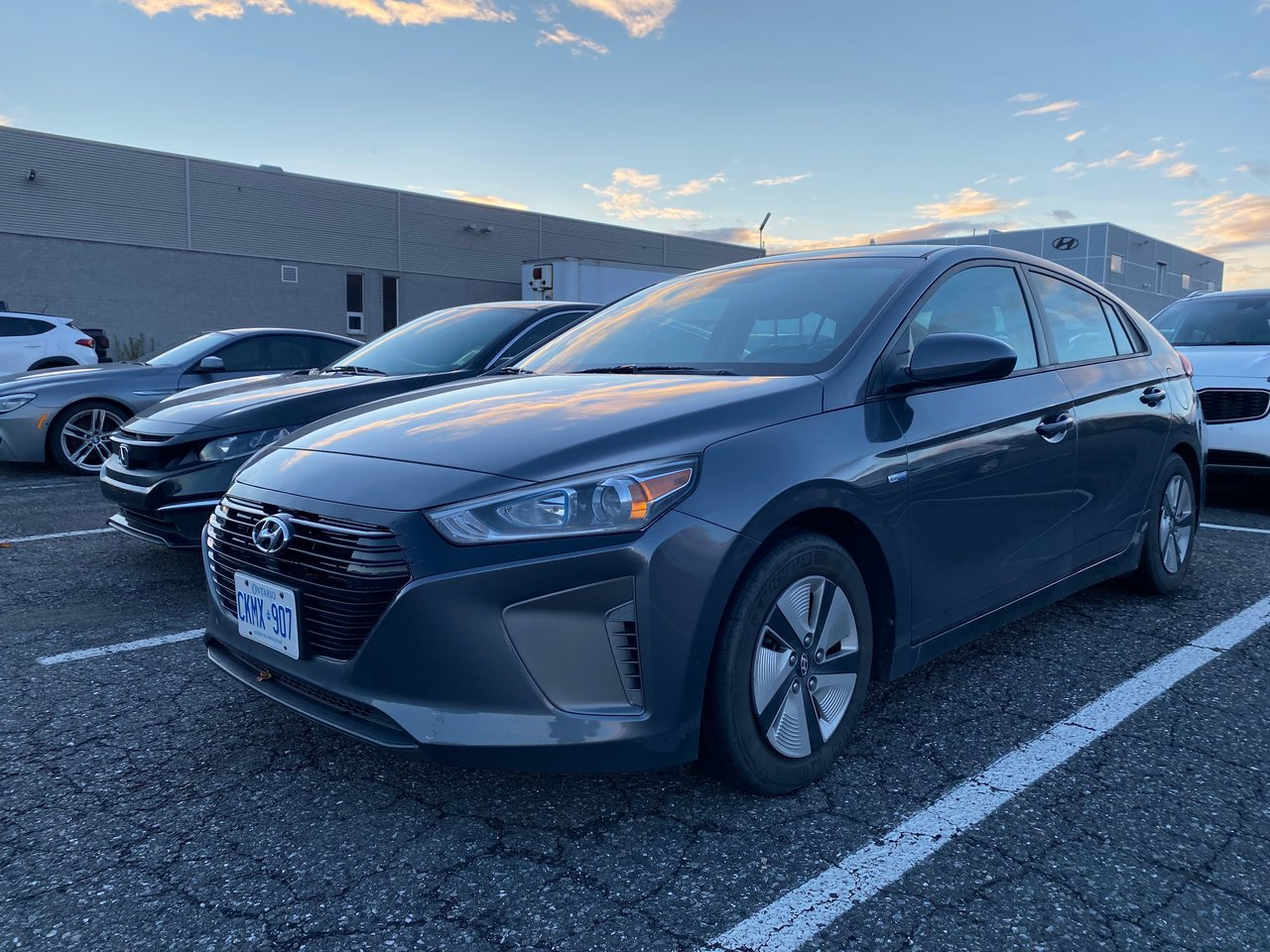Hyundai IONIQ 2019 Essential