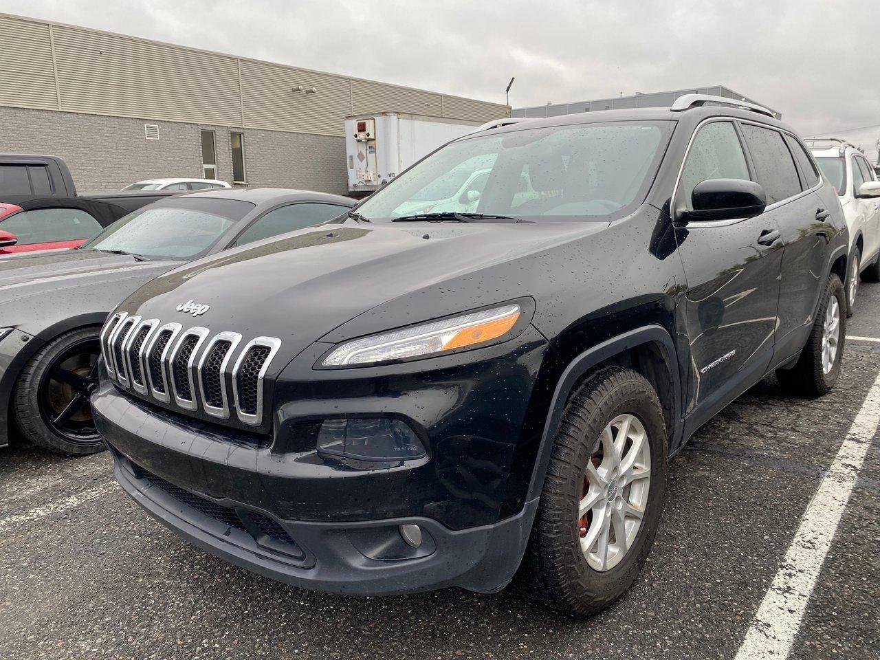 Jeep Cherokee 2017 North 4X4 V6