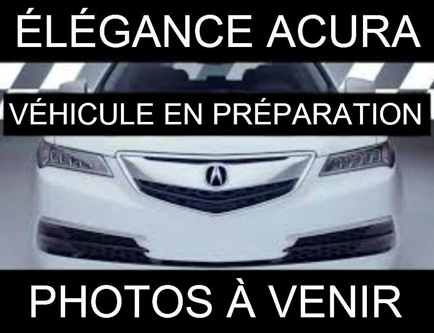 2016 Acura  MDX Elite, GPS, DVD, CUIR, TOIT