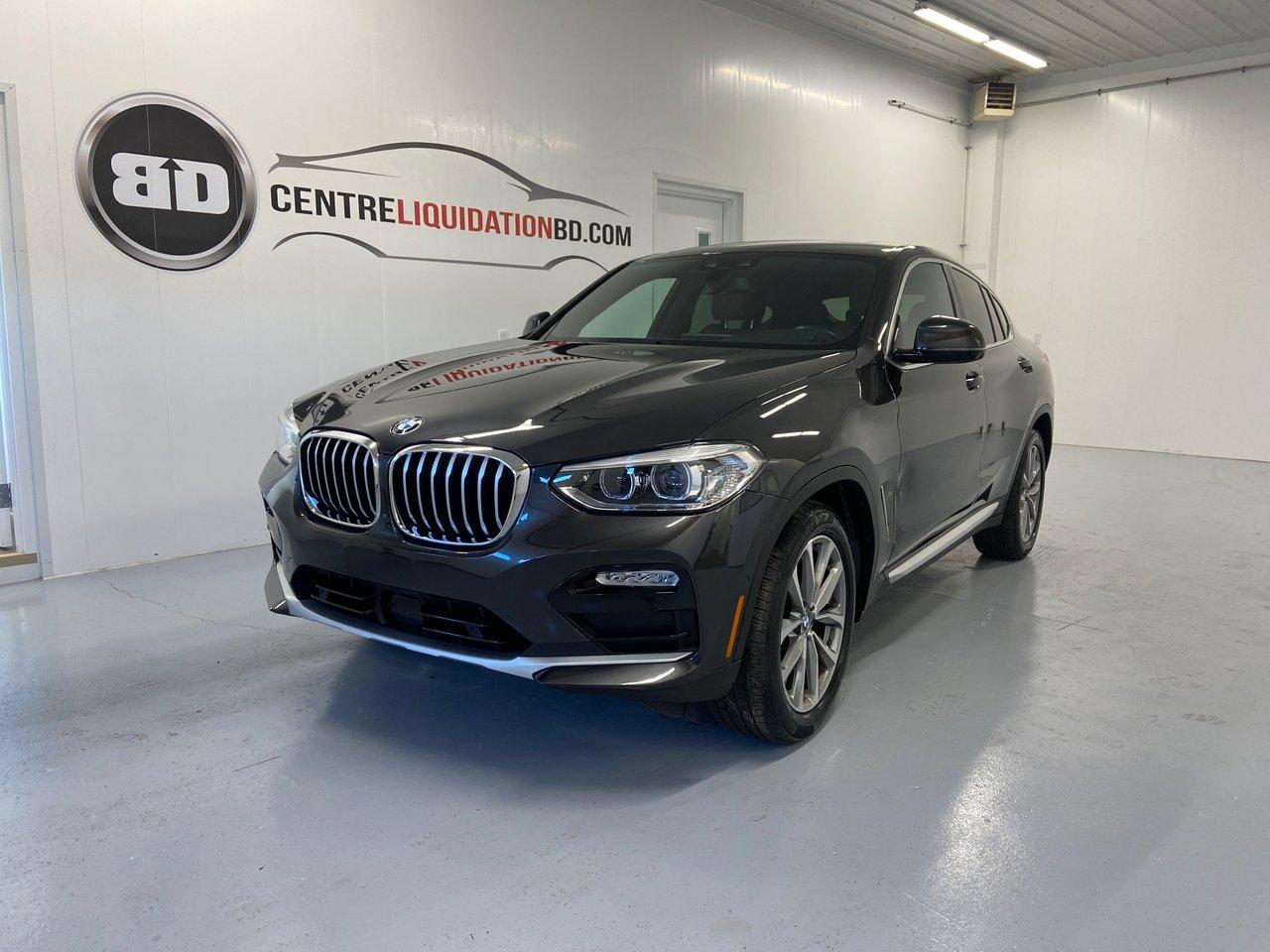 BMW X4 2019 XDrive30i