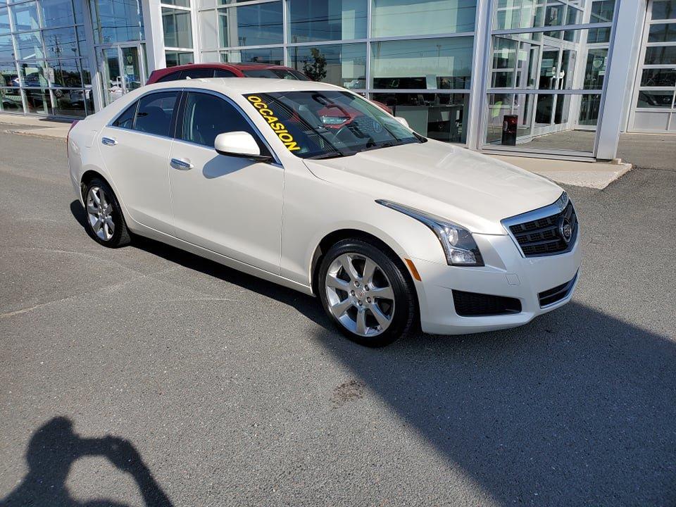 Cadillac ATS 2014 AWD BAS KM