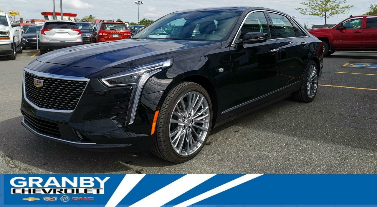 2019 Cadillac  CT6 PREMIUM LUXURY AWD SPÉCIAL DÉMO!!