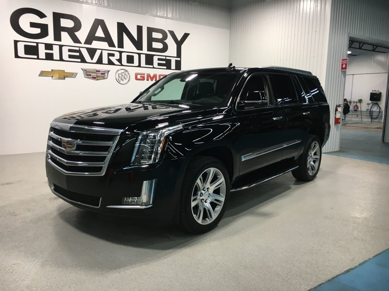 Cadillac Escalade 2017 Luxury