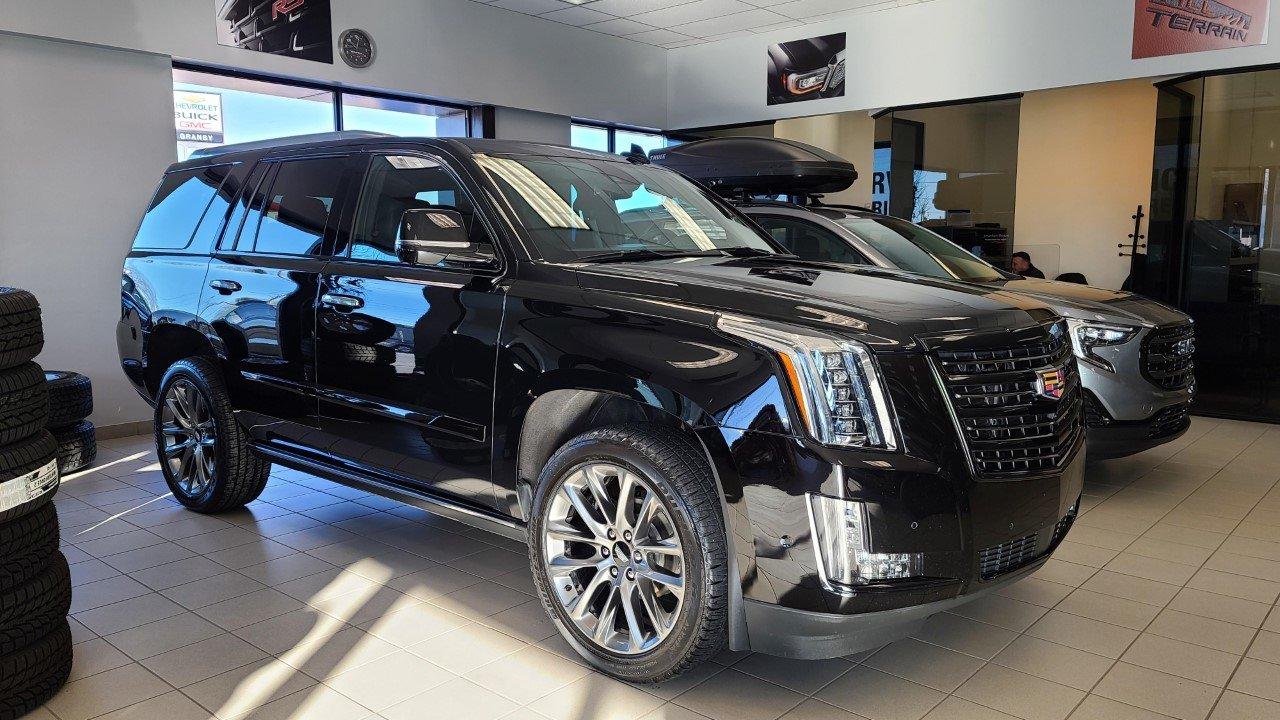 2020 Cadillac  Escalade Platinum SPÉCIAL DÉMO