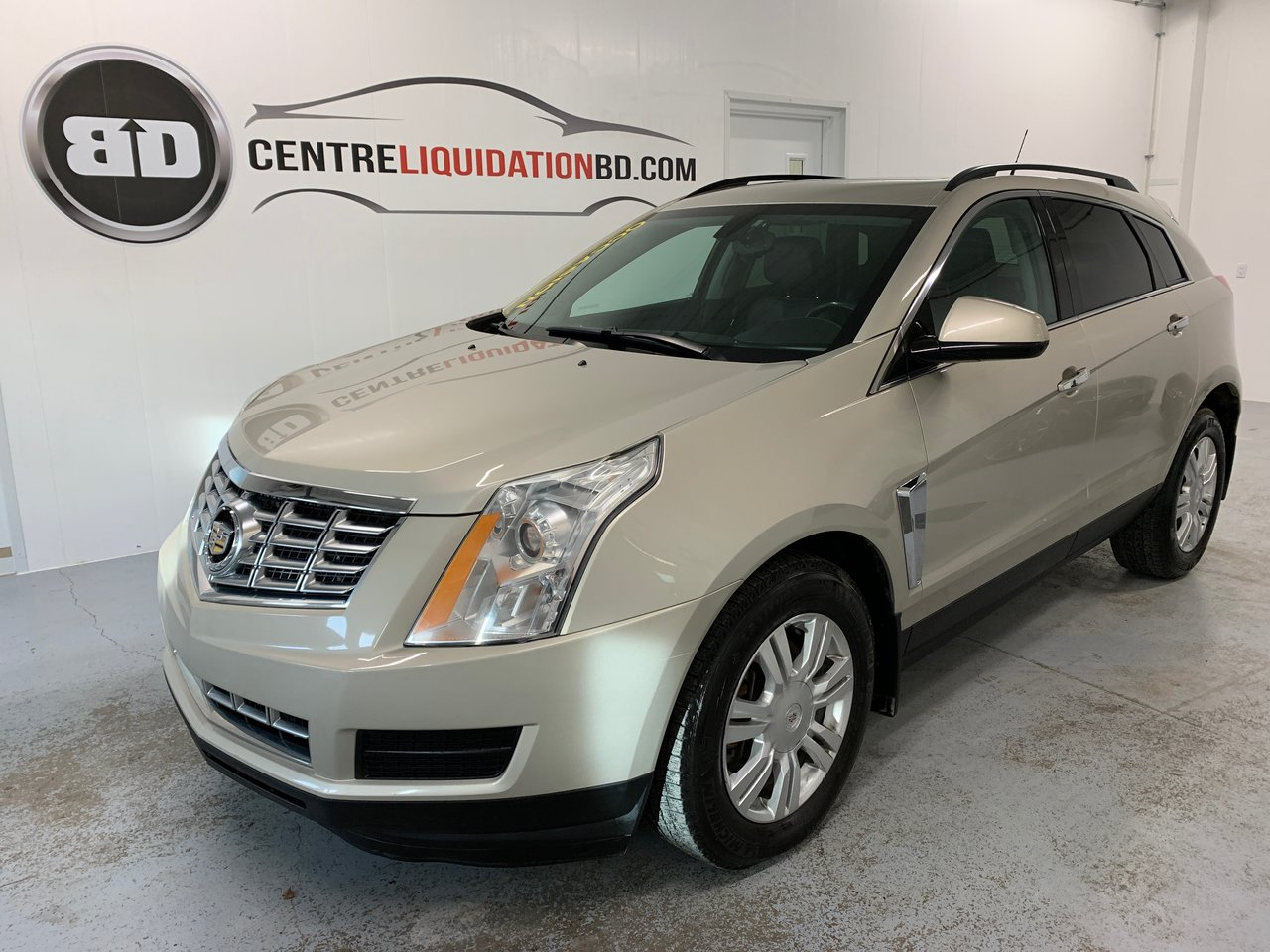 Cadillac SRX 2013 COLLECTION CUIR + TOIT OUVRANT