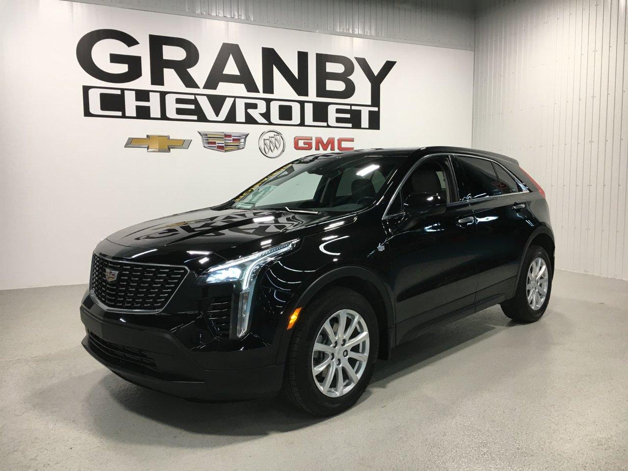 2020 Cadillac XT4 AWD Luxury