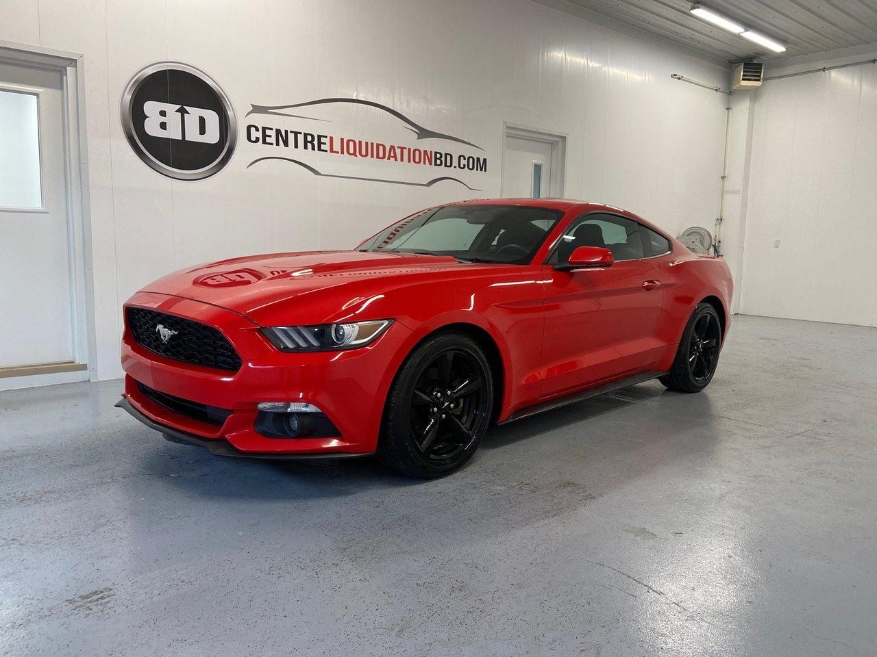 Ford Mustang 2017 V6 MANUELLE