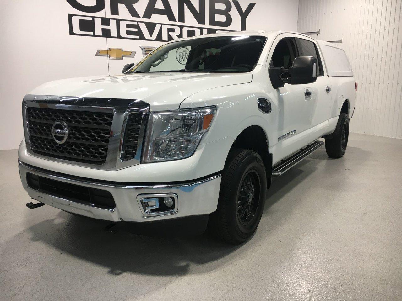 Nissan Titan XD 2017 S