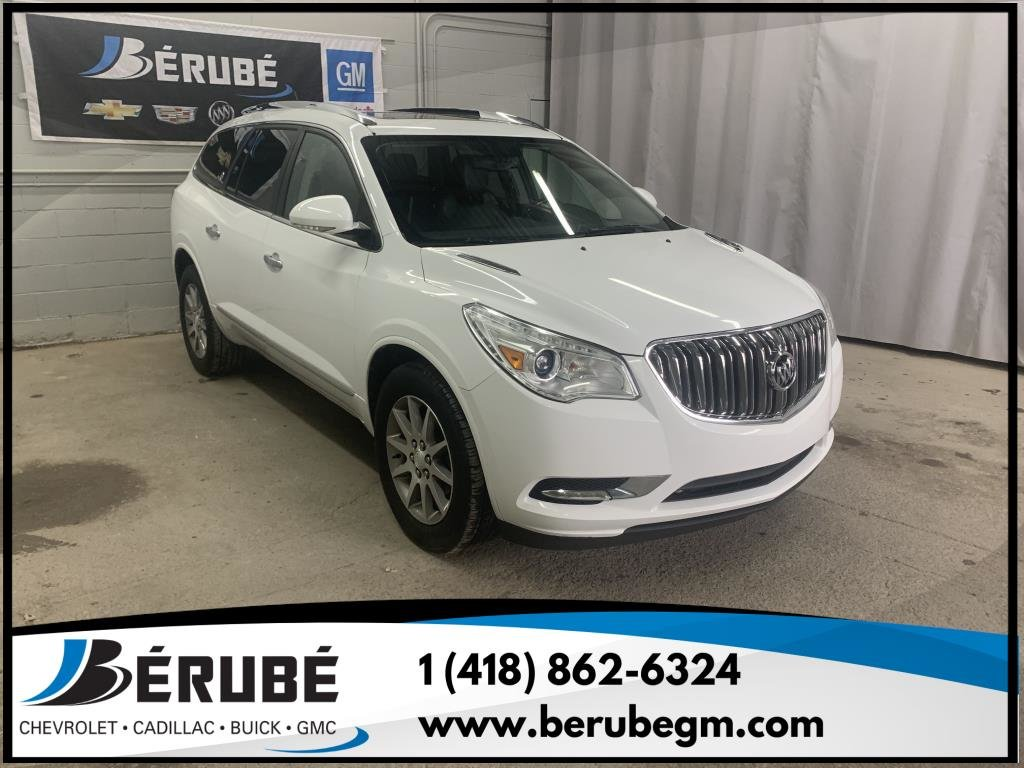 Buick Enclave 2016 Leather