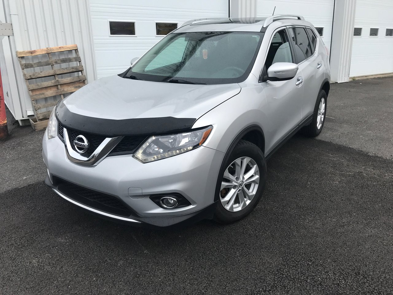 2015 Nissan  Rogue SV AWD TOIT PANORAMIQUE