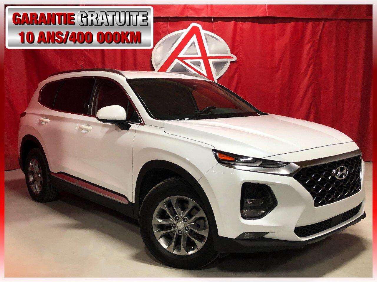 Hyundai Santa Fe 2020 * AWD * GARANTIE GRATUITE 10 ANS / 400 000KM