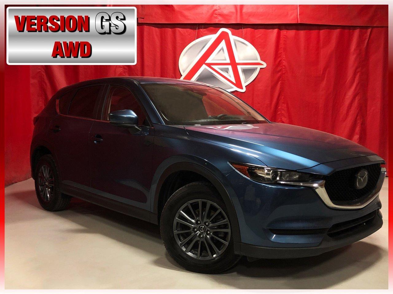 Mazda CX-5 2019 * VERSION GS * AWD *