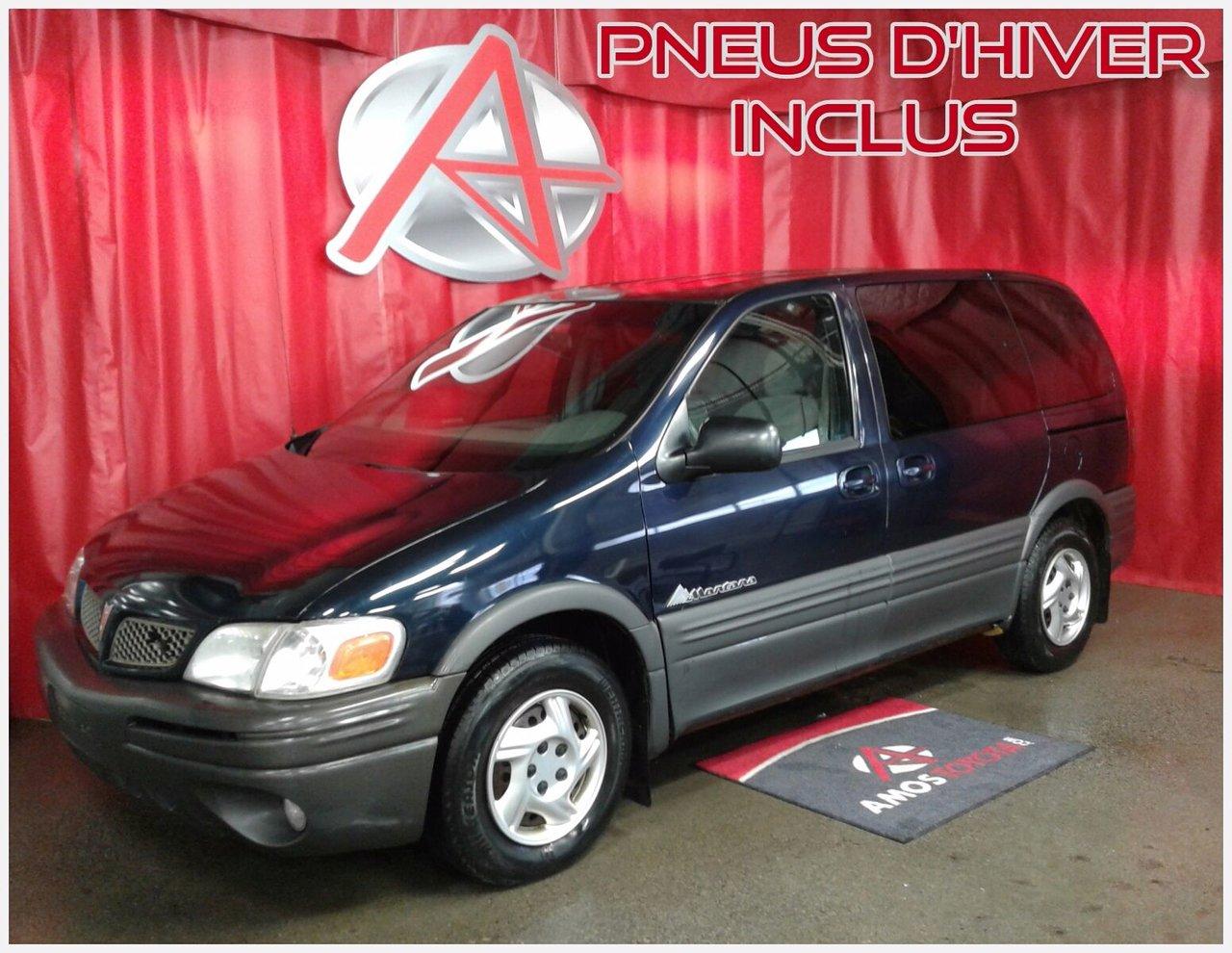 Pontiac Montana *PNEUS HIVER INCLUS* 2004