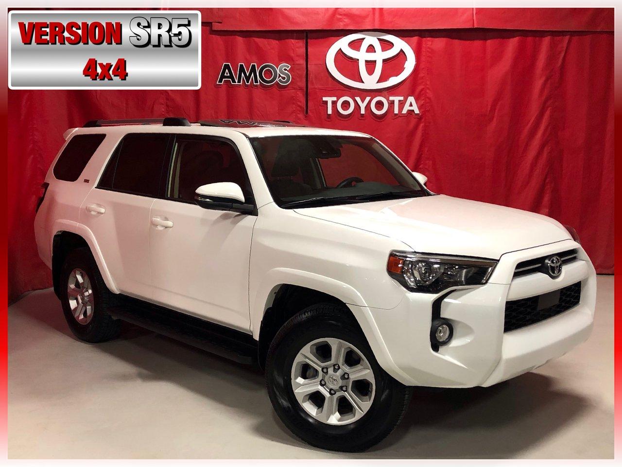 Toyota 4Runner 2020 *VERSION SR5*4X4*