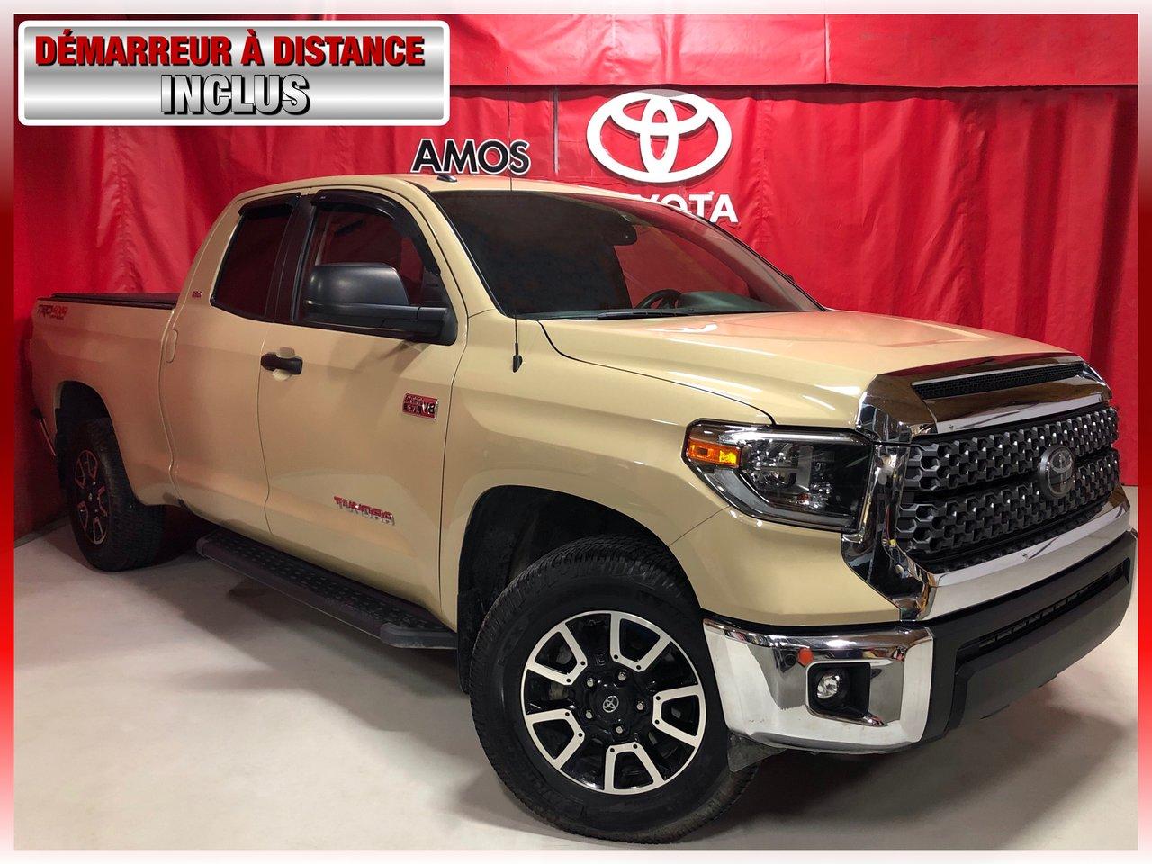 Toyota Tundra 2018 *4X4*TRD*PNEUS D'HIVER INCLUS*