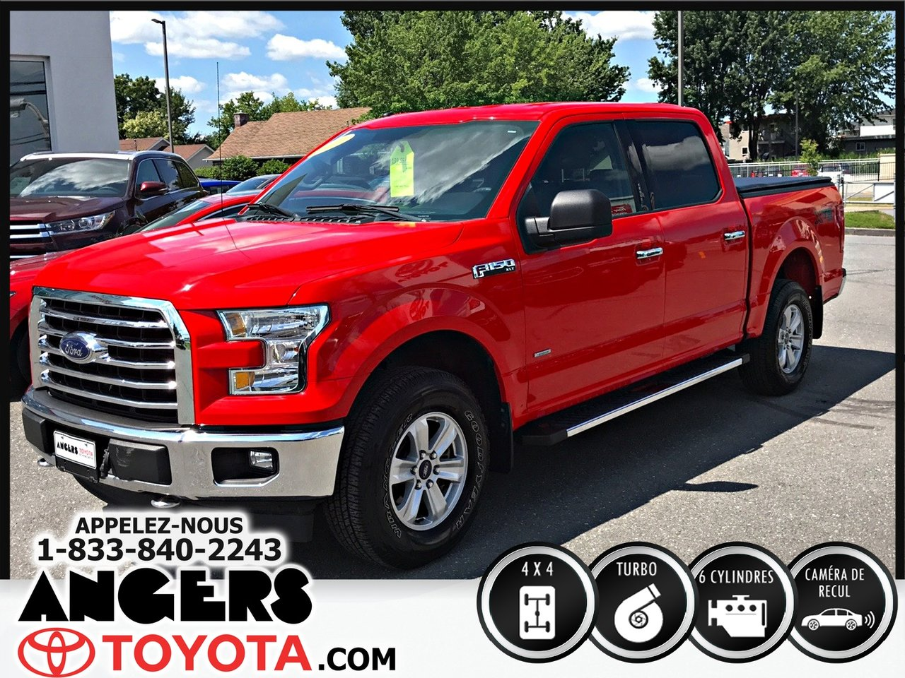 2017 Ford  F-150 XTR SUPERCREW