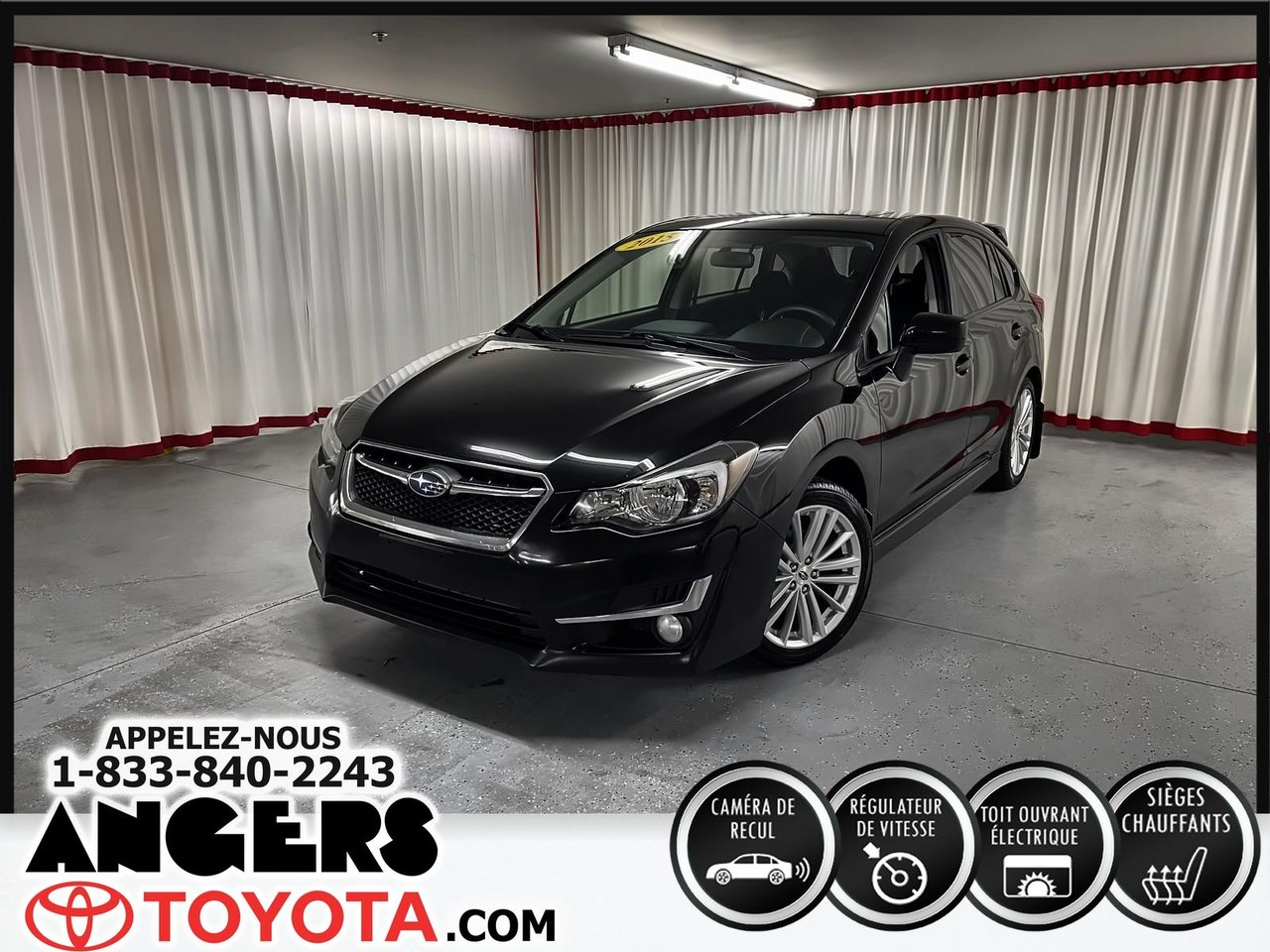 2015 Subaru  Impreza 2.0i w/Sport