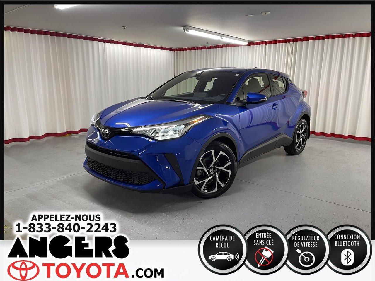 Toyota C-HR 2020 XLE