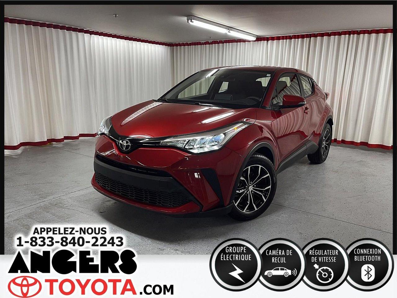 Toyota C-HR 2020 LE