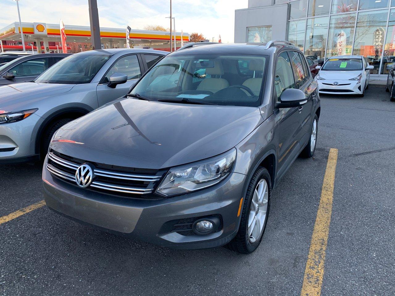 2013 Volkswagen  Tiguan HIGHLINE
