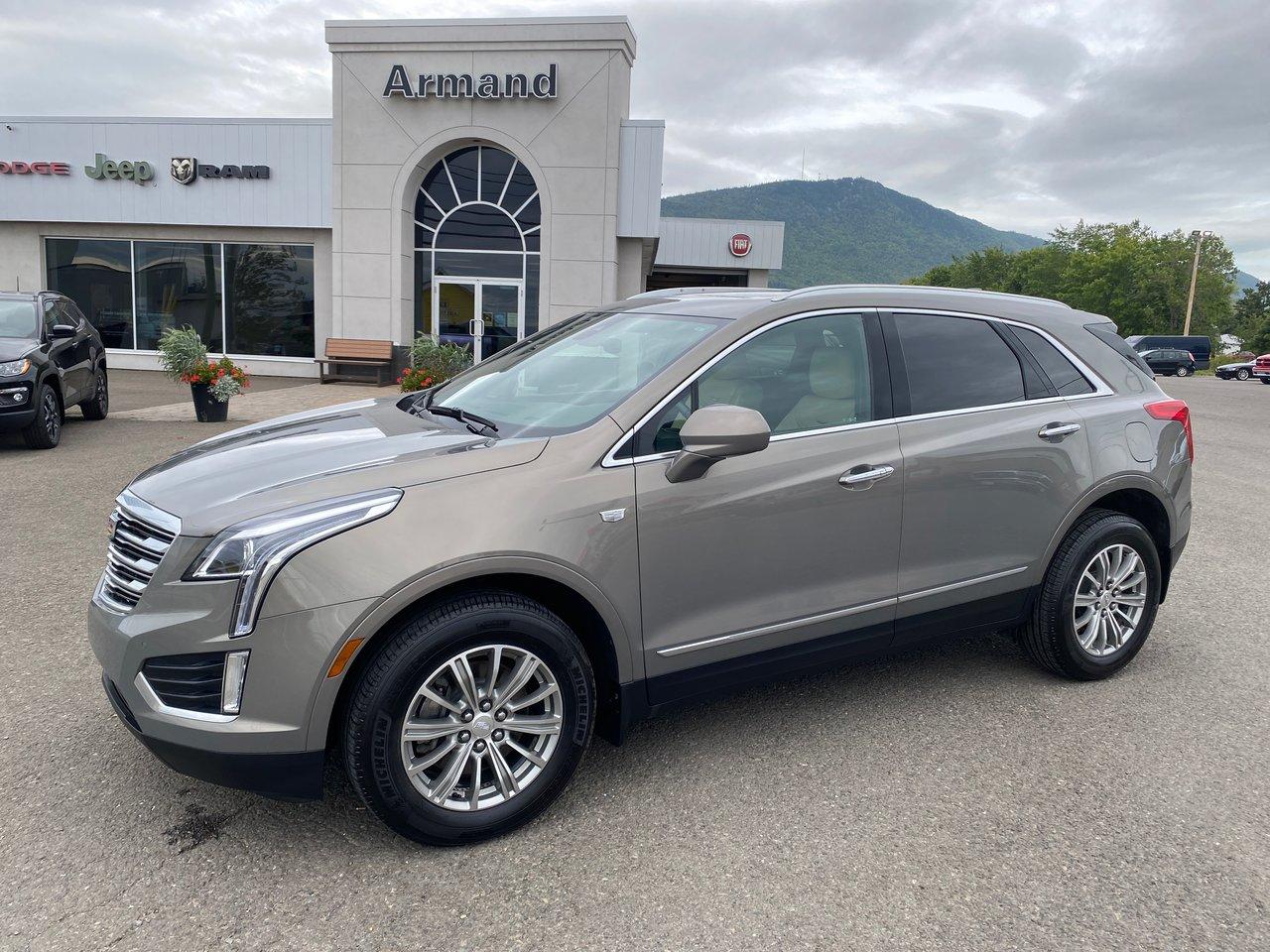 Cadillac XT5 2018 Luxury AWD