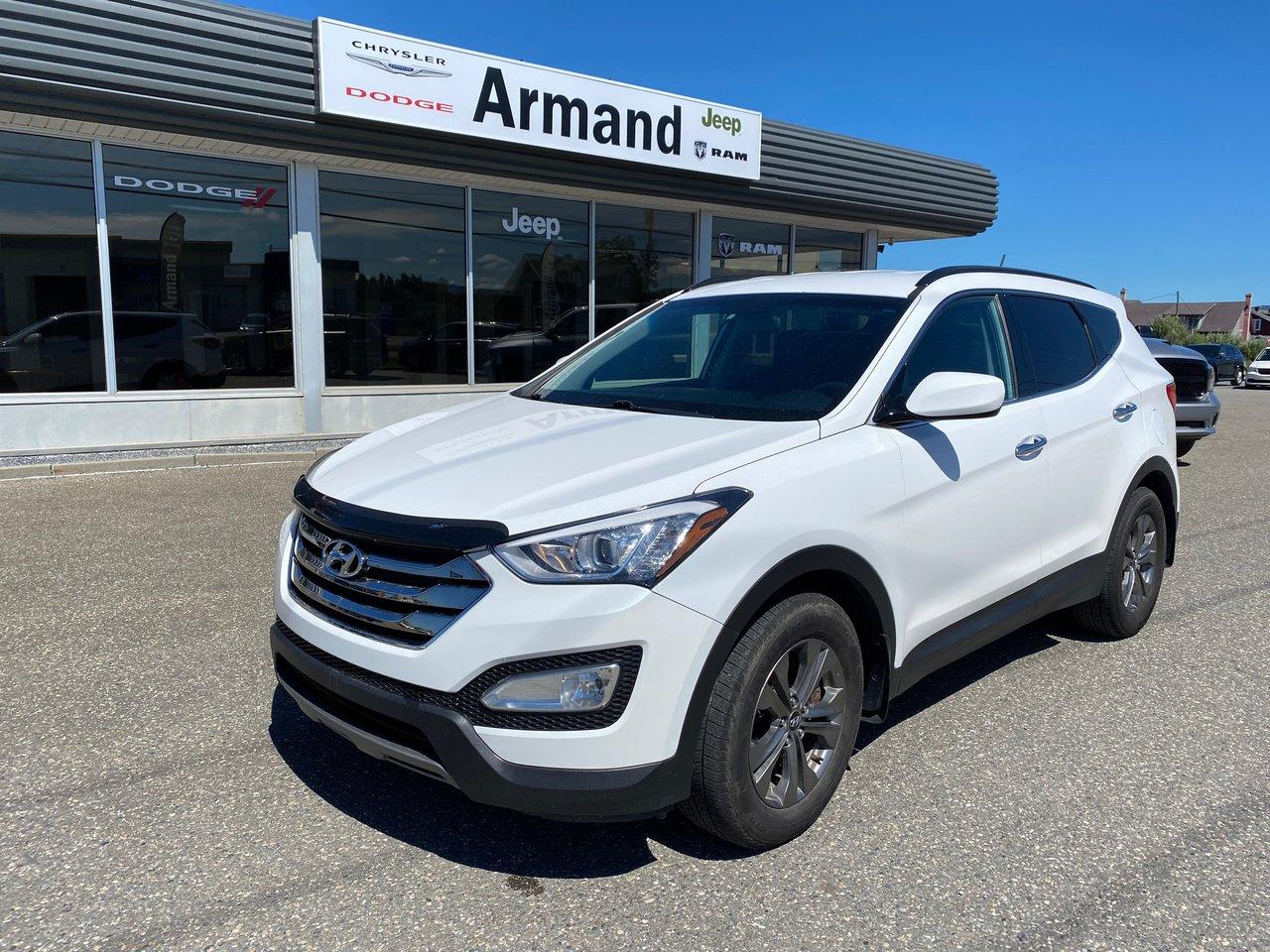 Hyundai Santa Fe 2014 Premium