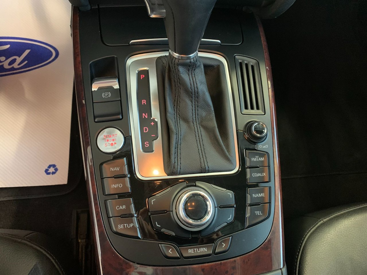 2008 Audi A5 QUATTRO 3.2L