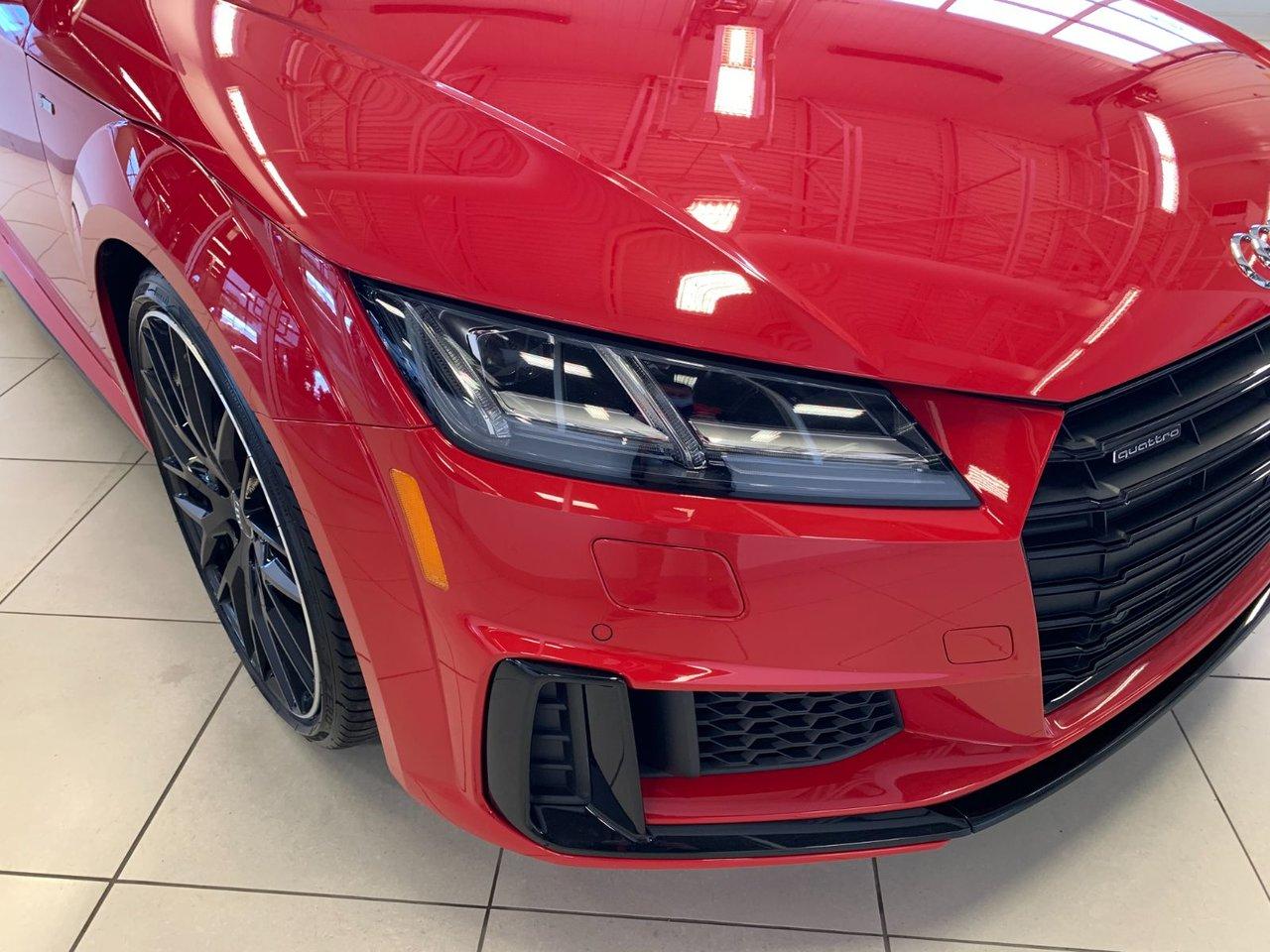 2019 Audi TT COUPE S-LINE