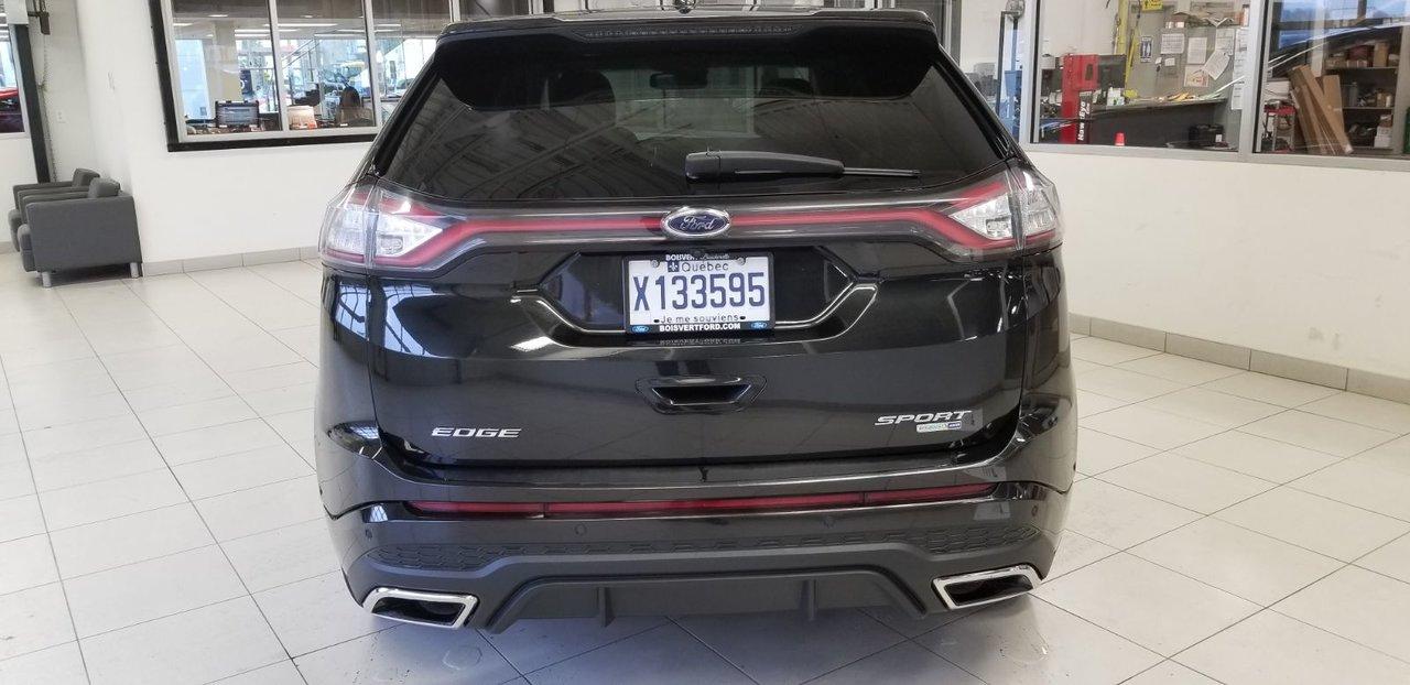 2015 Ford EDGE SPORT AWD Sport