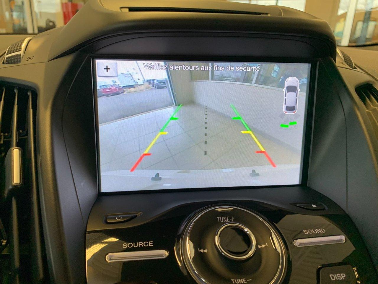 2017 Ford Escape Titanium AWD CUIR TOIT GPS