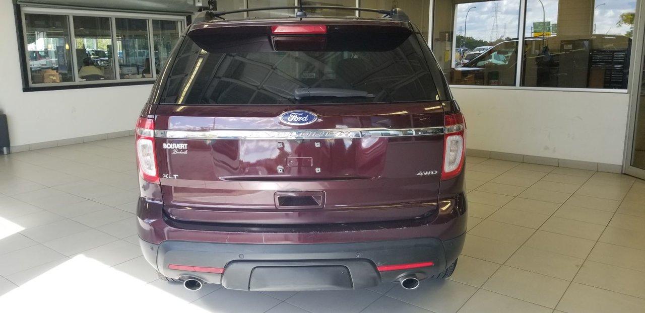 2011 Ford Explorer XLT 4X4