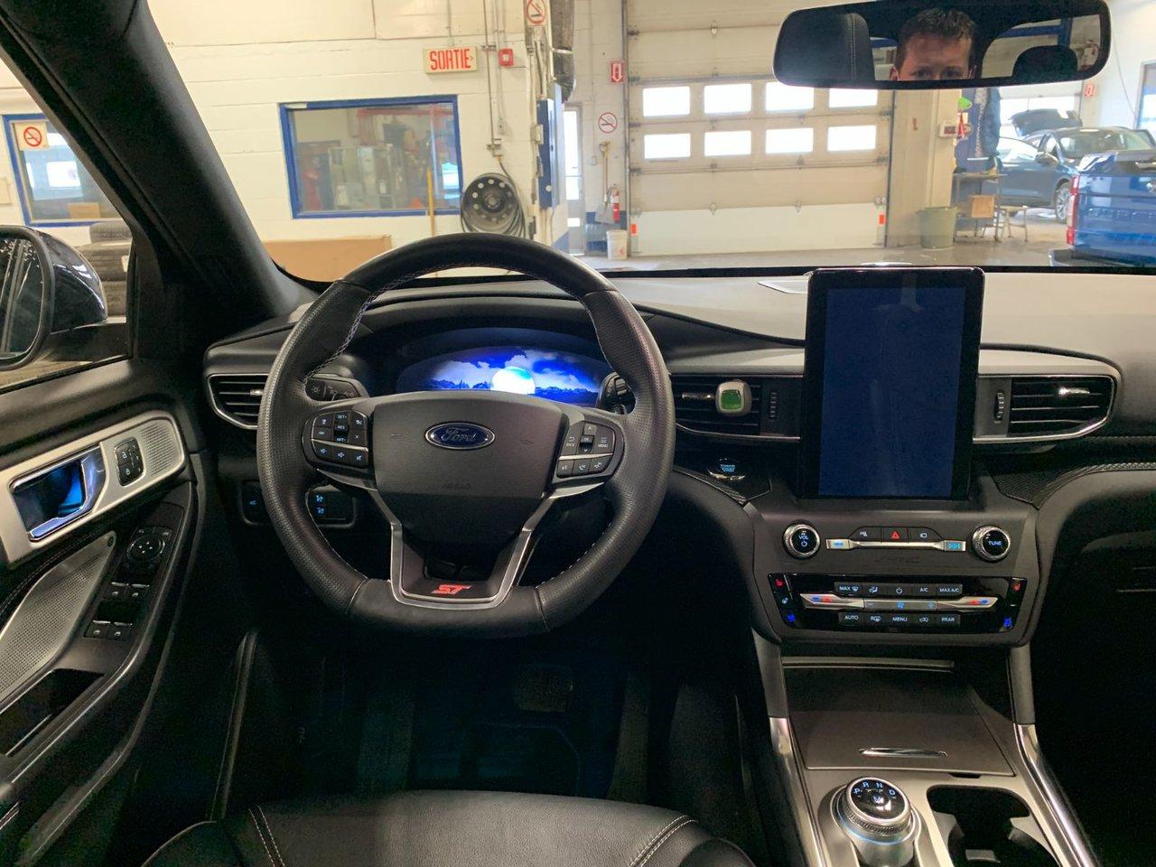 2020 Ford Explorer ST AWD CUIR TOIT GPS 20 POUCES