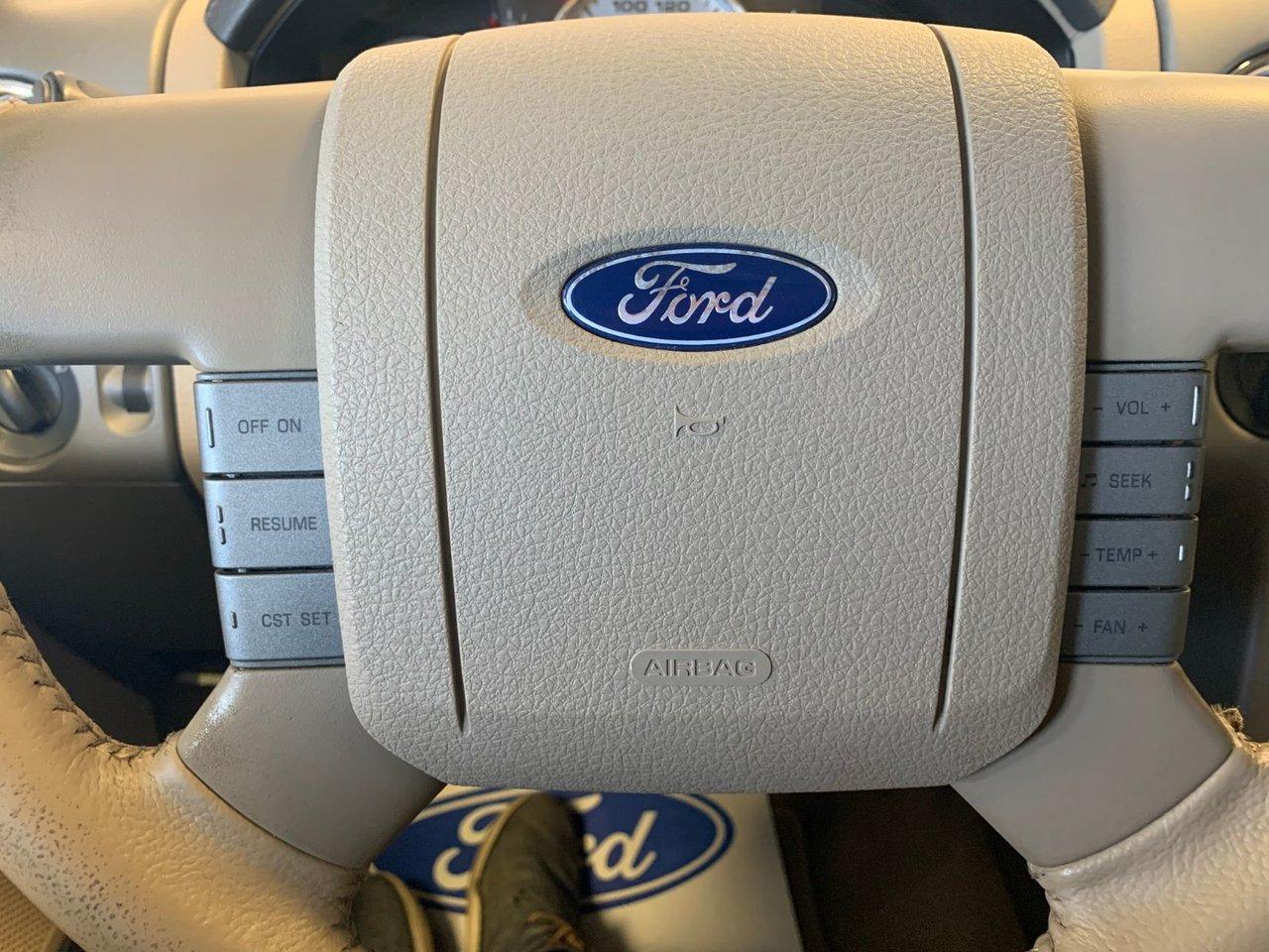 2008 Ford F-150 LIMITED CUIR TOIT GPS