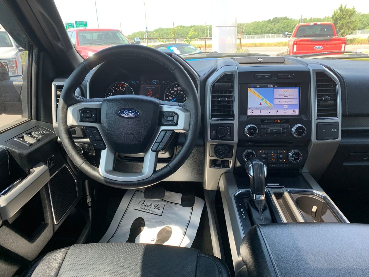 2018 Ford F-150 LARIAT DIESEL FULL