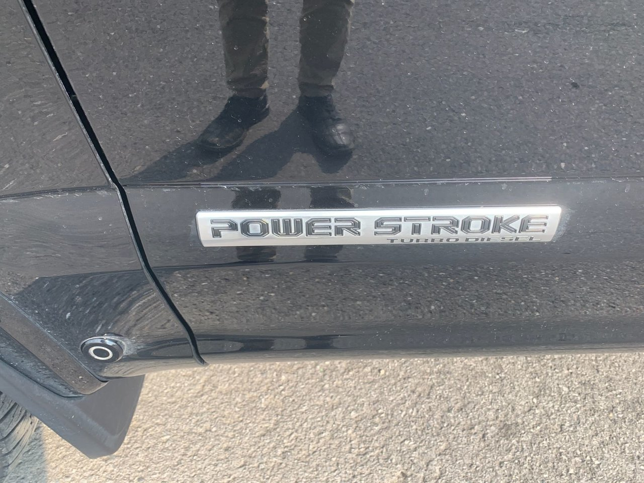 2018 Ford F-150 PLATINUM DIESEL FULL