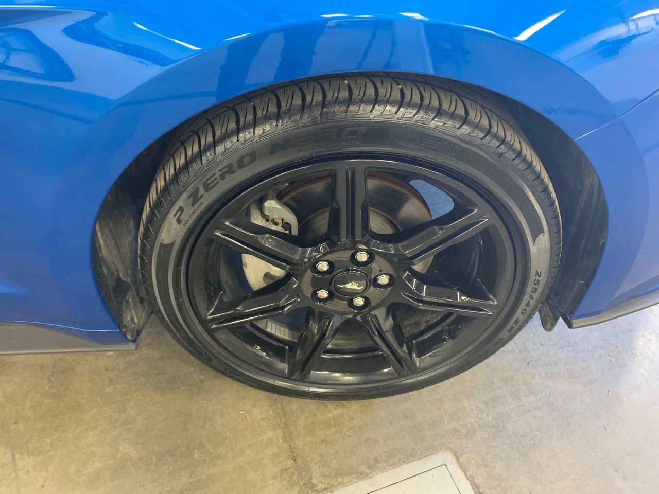 2019 Ford Mustang PREMIUM BLACK PACK