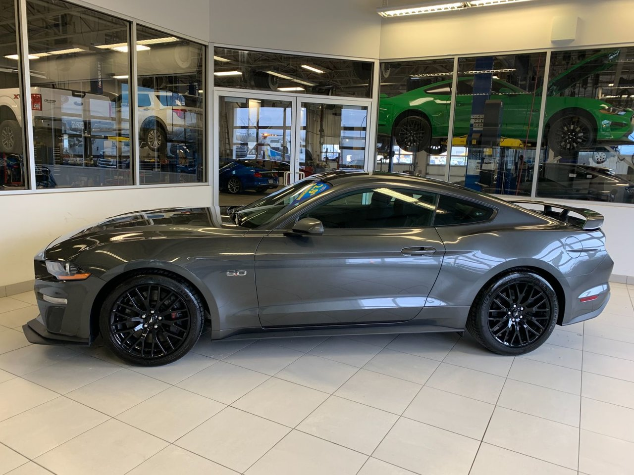 2019 Ford Mustang GT 5.0L