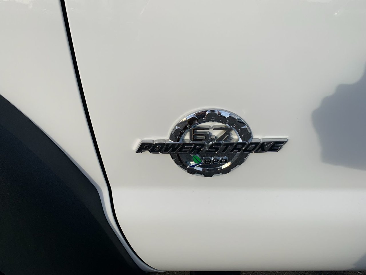 2013 Ford Super duty F-550 DRW XL CUBE 16 PIEDS