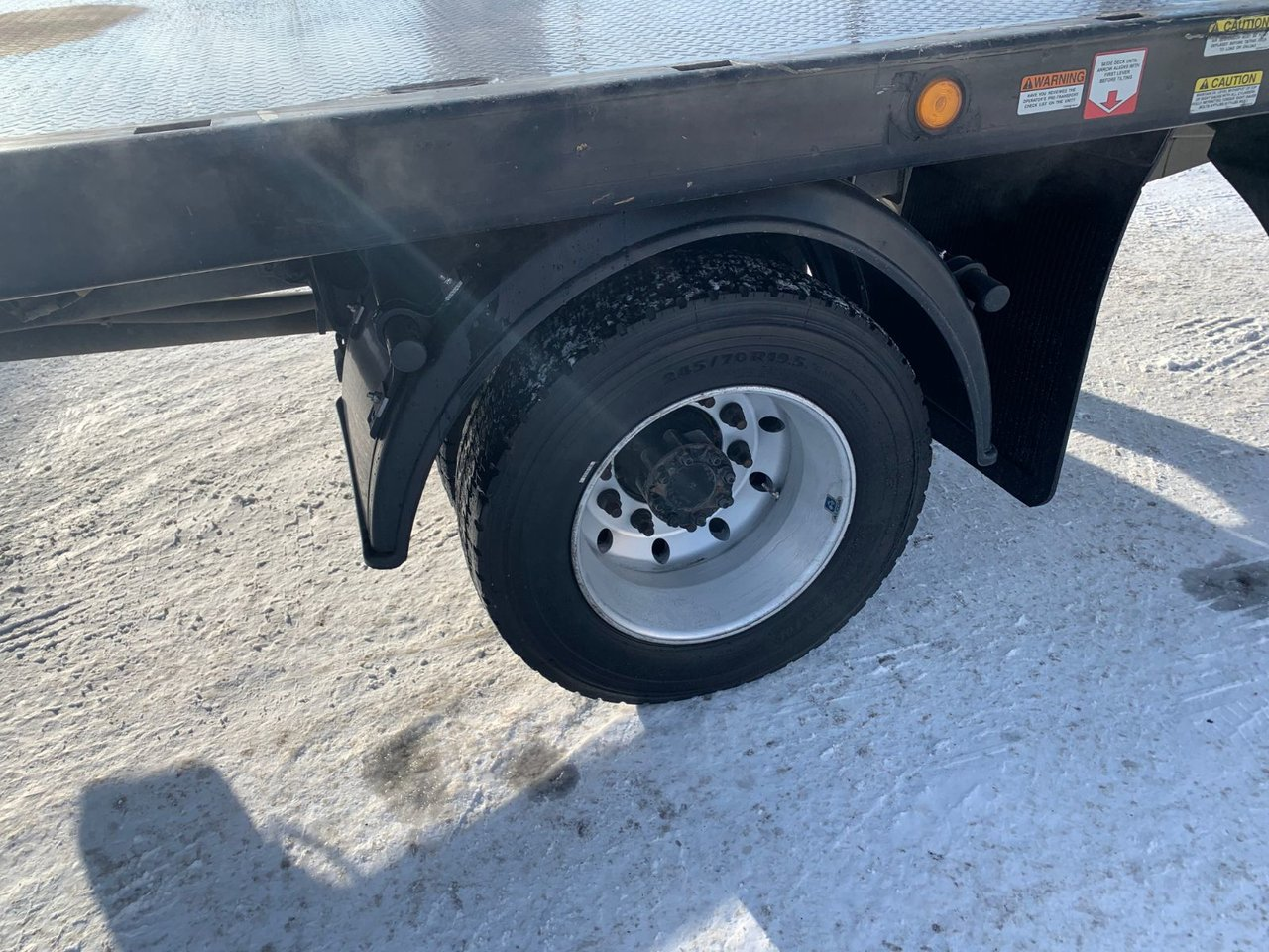 2017 Ford SUPER DUTY F-650 STRAIGHT FRAME TOWING