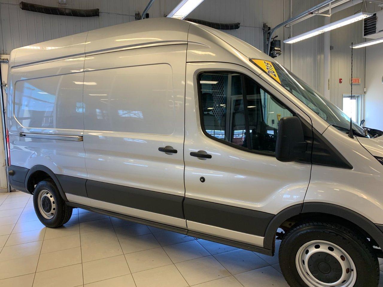 2015 Ford Transit Cargo Van TRANSIT 250 CARGO HR