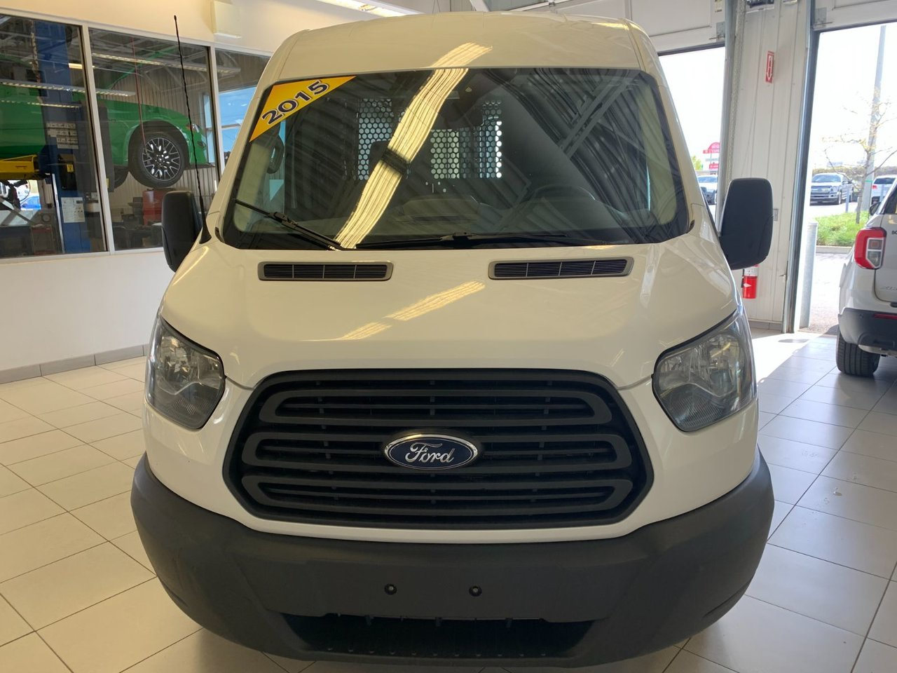 2015 Ford Transit Cargo Van 250 CARGO MR R2C